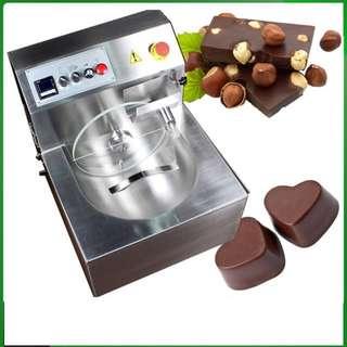Chocolate vibration chocolate melting machine