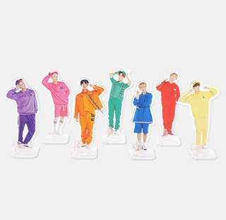 BTS Acrylic Stand  【Happy Ever After】