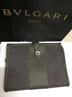 Bvlgari parfums toiletries bag