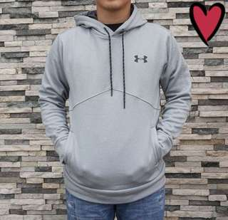 Under Armour Storm Hoodie Grey #mausupreme