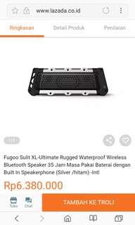speaker fugoo waterproof bluetooth