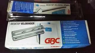 GBC Desktop Velobinder Binder