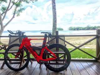2016 Red Specialized Shiv for sale