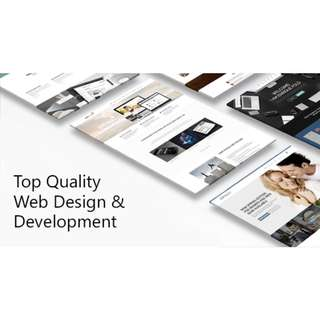 Website Development for your business (UP: $700)