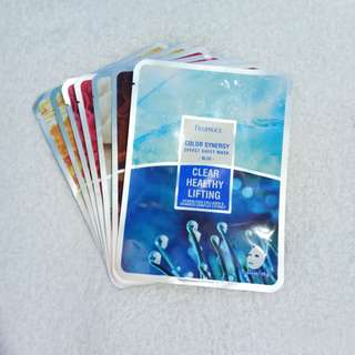 Assorted Deoproce Sheet Mask