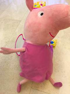 Soft Toy (Large Piggy)