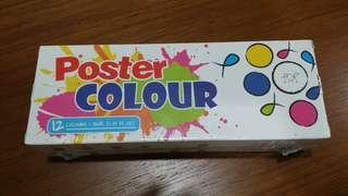 Pop artz Poster Colour