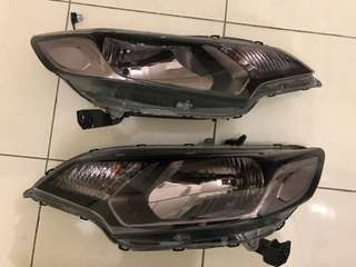 Honda Jazz 2016 Original Headlight