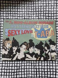 T-ARA Mirage (Sexy Love) Album