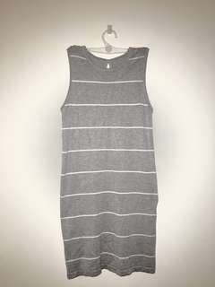 Bodycon Stripes Dress