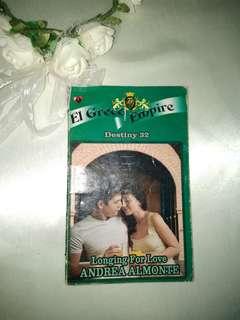 Pocket Book (Longing For Love) EL GRECO