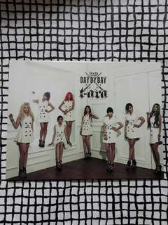 T-ARA Day By Day Album