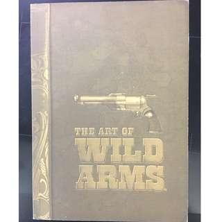 The Art of Wild Arms