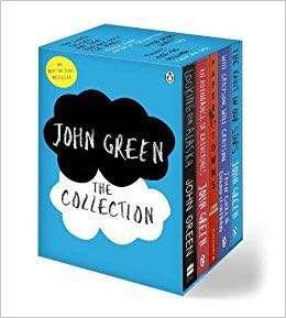 John Green 4x titles