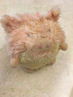 Soft Toy (Pink Furball)
