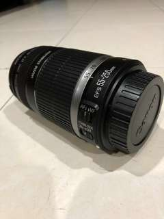 EF-S55-250mm f/4-5.6 IS STM