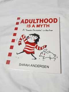 Sarah Andersen Adulthood is a Myth