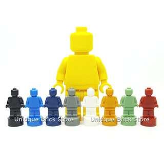 🚚 [Unicque] Lego Minifigure Accessory - Trophy / Statuette (All 8 Colors) #caroupay