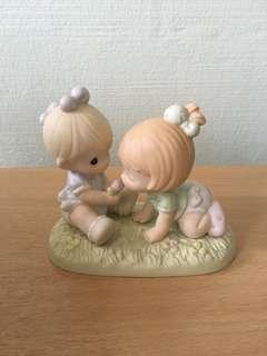 Precious Moments Figurine (Good Friends Are...)