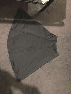 Size 6 skirt black