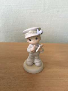 Precious Moments Figurine (Just The Facts...)