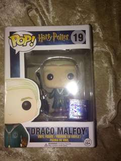 Harry potter Draco malfoy Pop