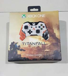 Xbox one limited controller Titanfall