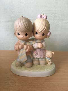 Precious Moments Figurine (Bless Be The...)