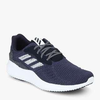 Sneakers and Running Shoes Adidas Alphabounce Navy, Size.44,