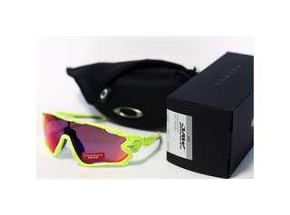 SALE! Oakley Jawbreaker Retina Burn w/ PRIZM Road Lens