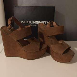 Windsor Smith Wedge Heels