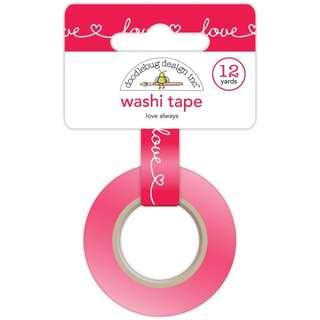 Doodlebug Design Washi Tape - Love Always