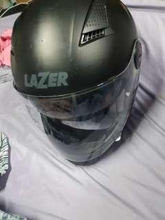 Lazer Corsica Z Line Matte Black M Size