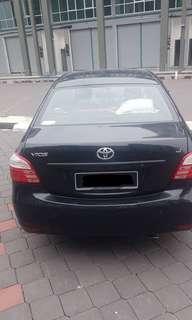 Toyota vios J 2010