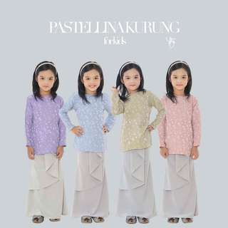PASTELLINA KURUNG  *FOR KIDS*