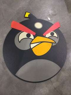 Angry Bird Mouse Pad