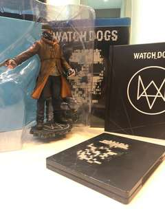 Watch Dogs Collector s Edition