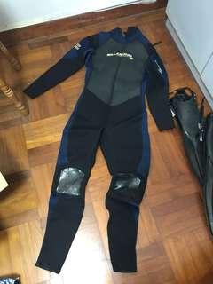 Full set diving equipemnt
