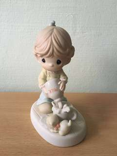 Precious Moments Figurine (His Blessings...)