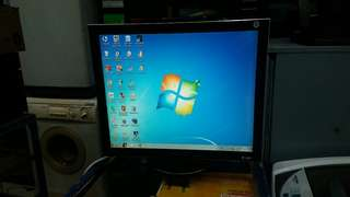 Monitor LCD Samsung 20 inchi