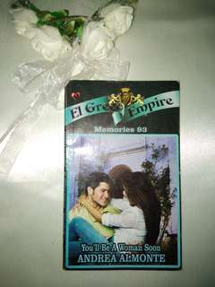 Pocket Book (You'll Be A Women Soon) EL GRECO