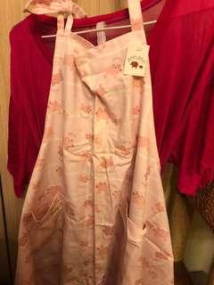 女裝圍裙(日本製)