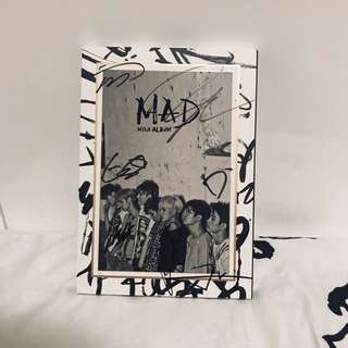 GOT7 MAD SIGNED ALBUM
