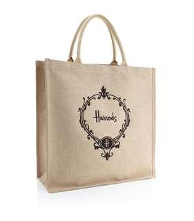 Harrods 袋代購