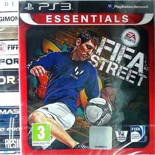 [NEW NOT USED] PS3 FIFA Street Sony PlayStation Electronic Arts EA Sports Games