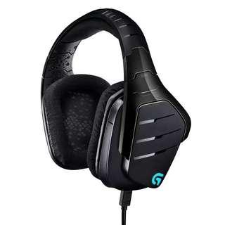 Logitech g633 電競headphone