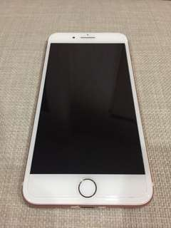 IPhone 7 Plus 32GB Rose Gold (Lock Icloud)