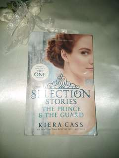 SELECTION SERIES (The Prince and The Guard)