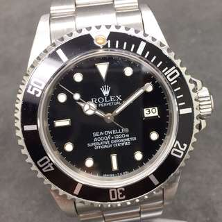 勞力士 Rolex 16660 Sea Dweller Men's Watch T25