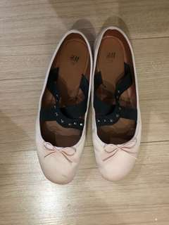 Hnm ballerina shoes